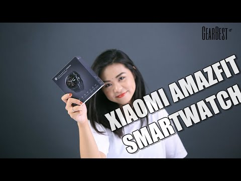 Xiaomi Huami Amazfit Smartwatch - GearBest