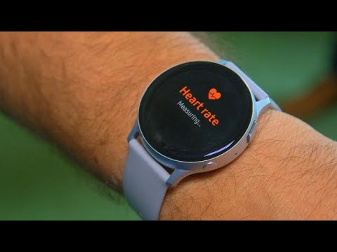 Galaxy Watch Active 2: El reloj Samsung con bisel giratorio digital