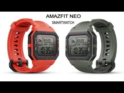 Amazfit Neo Smartwatch Official Trailer - Amazfit Neo Smartwatch