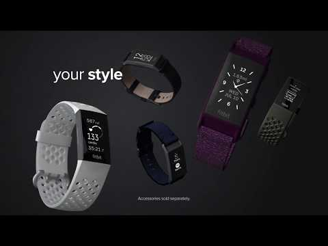 Introducing Fitbit Charge 4