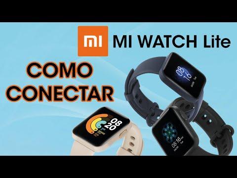 Xiaomi Mi Watch Lite | Como conectar a un Smartphone