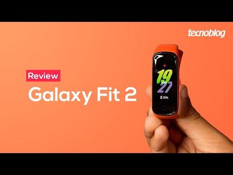 Smartband Samsung Galaxy Fit 2 - Review Tecnoblog