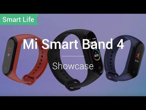 Mi Smart Band 4: Step Up, Live More